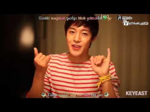 HeneciaVietnam][Vietsub + kara] Kiyomi Song   Kim Hyun Joong version