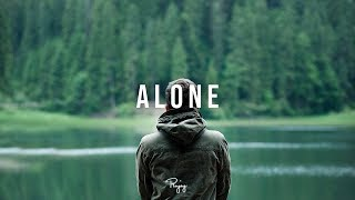 """Alone"" - Sad Storytelling Rap Beat Free New Hip Hop Instrumental Music 2018 