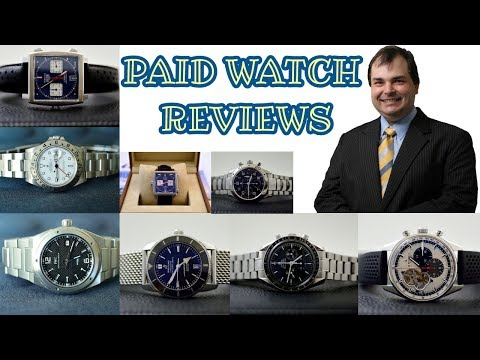 PAID WATCH REVIEWS - Don't build a look at me collection - Rolex, AP, Patek, RM