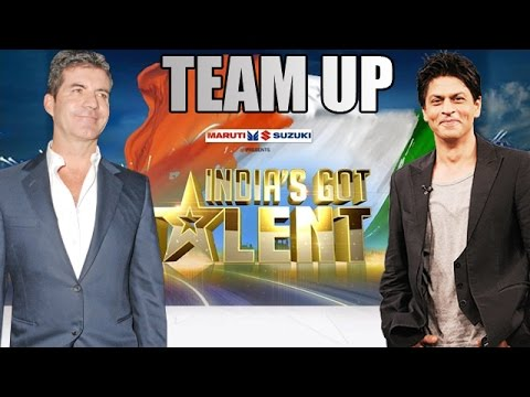 Shah Rukh Khan To Host Simon Cowell's World's Got Talent Show?