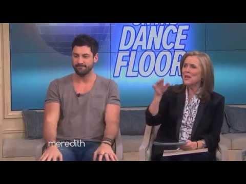 Maksim Chmerkovskiy Judges Our Worst Parents Dance Contest | The Meredith Vieira Show