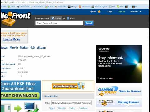 To Green Screen Free In Windows Movie Maker NO DOWNLOADS! [Tutorial ...
