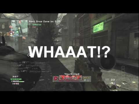 MW3 RAGE | Hilarious Ragetage #2