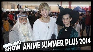 Anime Summer Plus 2014