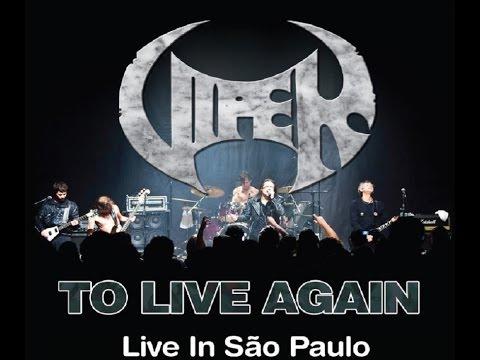Viper - DVD To Live Again Live in SP