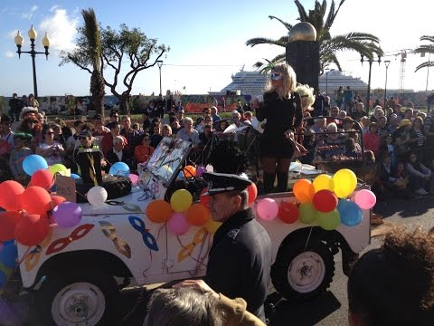 Carnaval Trapalh�o Madeira Funchal 2015 - Carnival