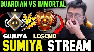 "SUMIYA ""Guardian Rank"" vs Immortal Legend 