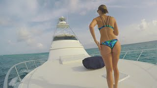 Fishing TRAVEL VLOG Part 2 - Snorkeling, Spearfishing & more Blue Marlin in Turks & Caicos