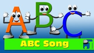 ABC Song | Nursery Rhymes | Kids Songs | Jaccoled