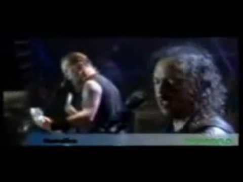Metallica - Power Rangers (live)