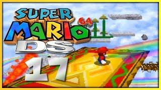 Super Mario 64 DS #17: Regenbogen Ragerei...