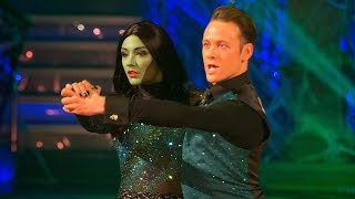 Frankie Bridge & Kevin Clifton Tango to 'Defying Gravity' - Strictly Come Dancing: 2014 - BBC One