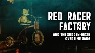 The Red Racer Factory, Goalie Ledoux, & The Surgeon - Fallout 3 Lore