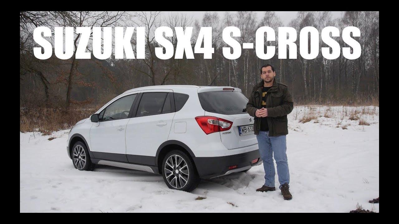 Eng Suzuki Sx4 S Cross 1 6 Vvt 4wd Test Drive And