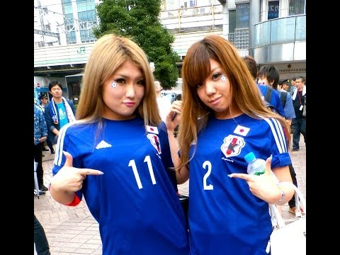 Japan vs Colombia/Greece - Commentary on FIFA World Cup 2014