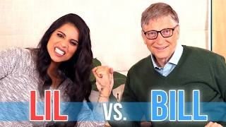 First World Problems Vs. Real World Solutions (ft. Bill Gates)