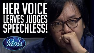 Judges Left In SILENCE! Bianca Jodie Sings Stunning Cover Of Jealous By Labrinth | Idols Global
