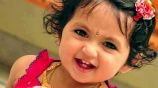 Indian Cute Baby Girl
