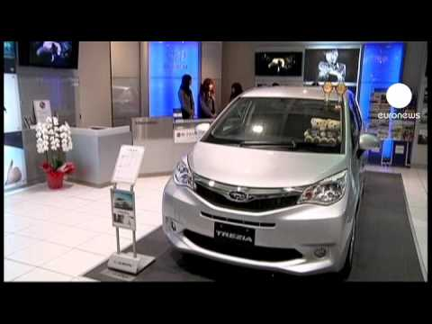 Japanese May car sales worst since 1968
