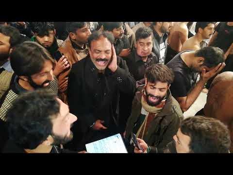 Ustad Abid Nasir of Jhang | Markazi ImamBargah G-6 Islamabad