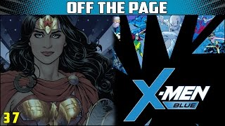 Off The Page -Marvel's ResurrXion Revealed, Wonder Woman United Nations Comic, Comics January