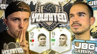 FIFA 19: YOUnited ICON GamerBrother vs FeelFIFA 🔥🔥 Gruppenphase #3