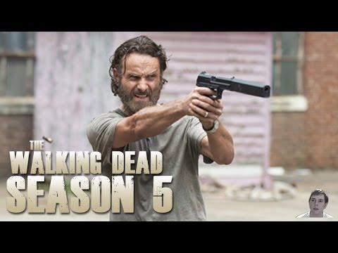 The Walking Dead Season 5 Episode 7 - Crossed Review video
