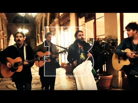 Local Natives | Who Knows Who Cares | A Take Away Show