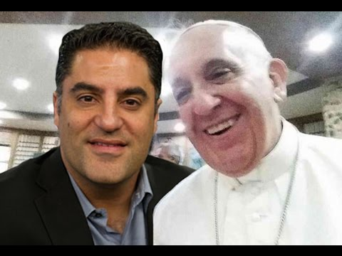 Cenk Uygur Thinks Pope Francis Is Great... For A Religious Leader