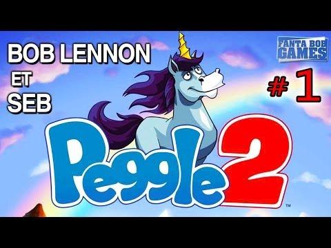Nawak Lennon Show - Peggle 2 avec Seb : Ep.1