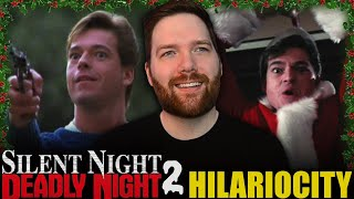 Silent Night, Deadly Night Part 2 - Hilariocity Review