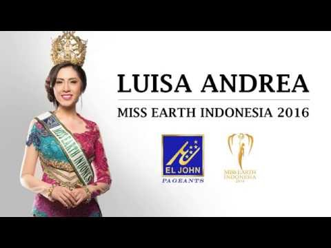 Miss Earth Indonesia 2016 Eco Video