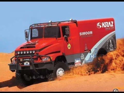 #158. Тюнинг Краз грузовик