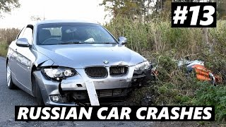 The ULTIMATE Russian Car Crash Compilation #13 - [2016]
