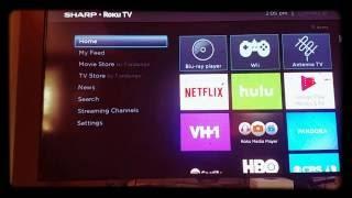 Best Buy Sharp Roku TV tips