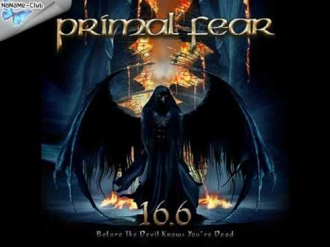 Primal Fear - Black Rain