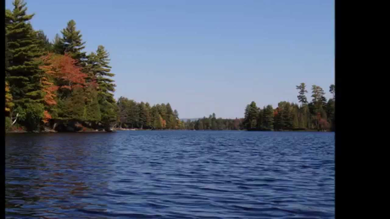 ~~ Raquette Lake Outlet Bay ~~ - YouTube