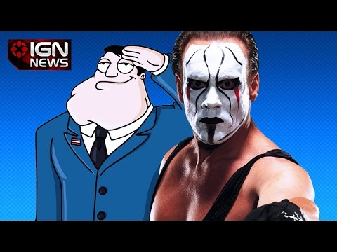 Tbs Renews American Dad - Ign News - With Guest Host Sting! video