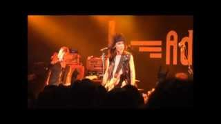 Adler with Duff McKagan - Sweet Child O' Mine - Live in Japan, 7 Mar 2013