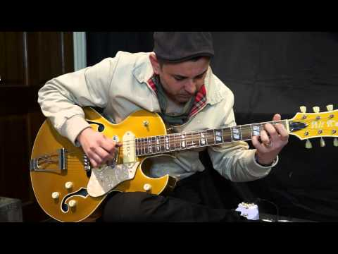 Memphiz Kat Ali Kat Guitar Mystery Train
