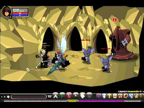 AQW Tercessuinotlim Walkthrough
