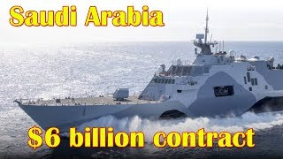 Why Saudi Arabia Just Bought One of America's Most Controversial Warships