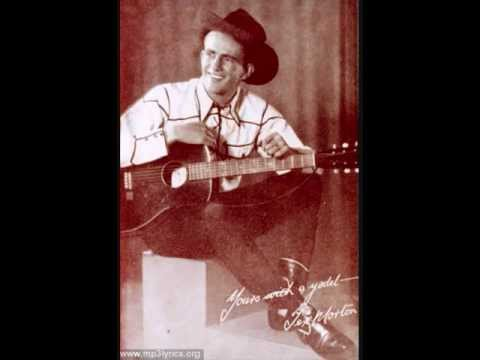 Early Tex Morton - The Black Sheep (1937). video