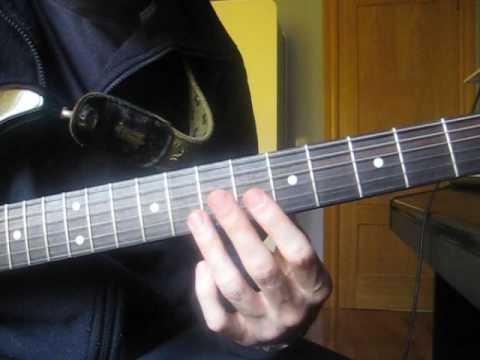 Clases de Guitarra - (0) - Rock & Roll para Muñones: Afinar