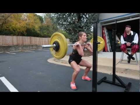 CrossFit - WOD 121105 Demo with Chris Martirano and Jodi Bodo
