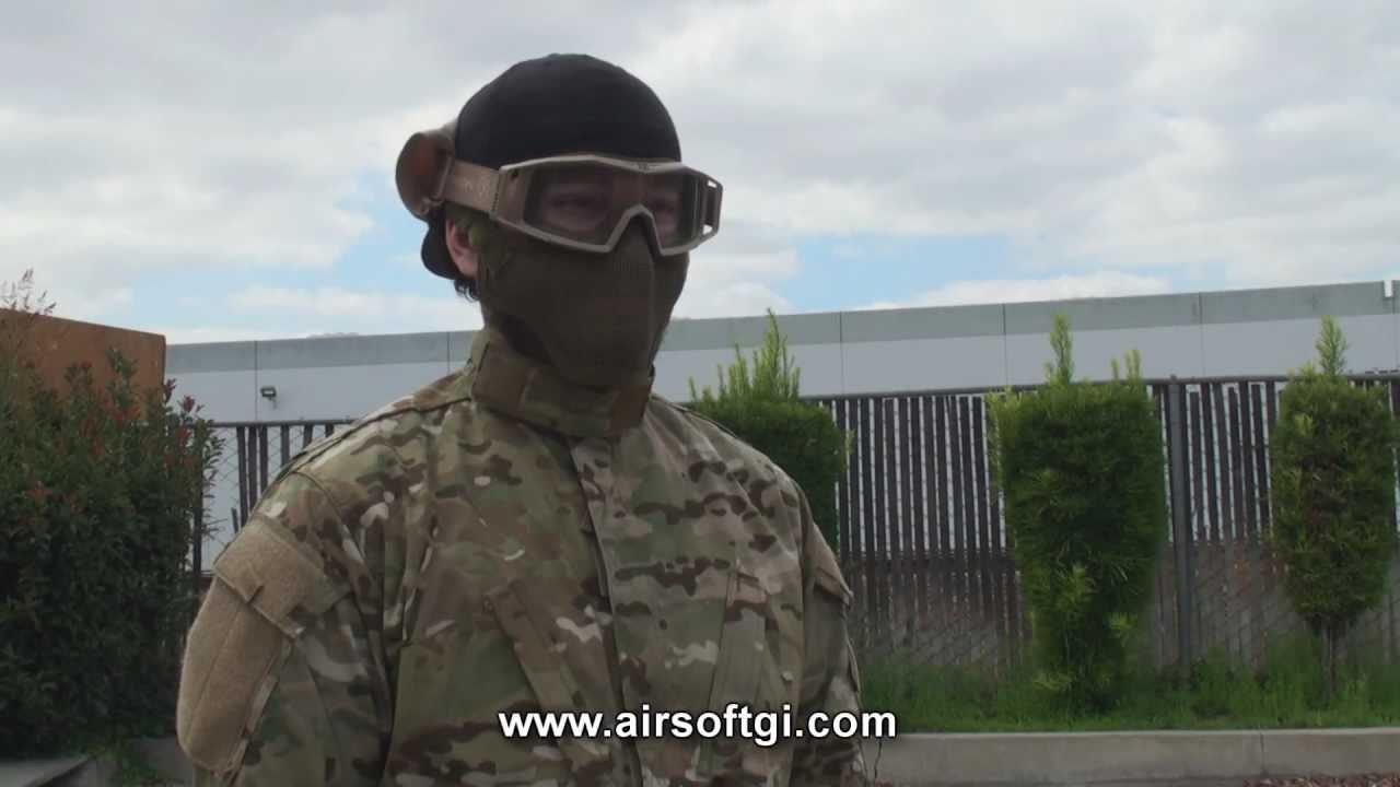 Steele Mask Steel Mesh Half Face Mask