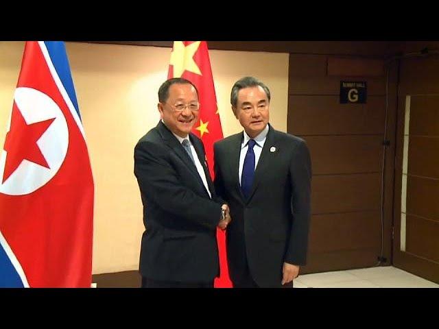 North Korea: China talks tough to isolated ally