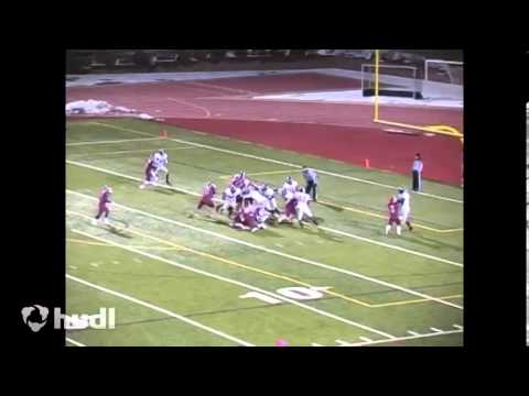 Austin Ruff Cherokee Trail High School (senior 2012 Football Highlight)