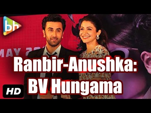 Ranbir Kapoor | Anushka Sharma's Exclusive Interview On Bombay Velvet | Talking Films Quiz