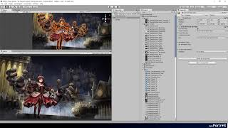 Tutorial6.1. Configuring the illustration in the scene